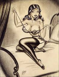 bill ward art