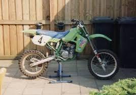 kawasaki 80cc dirt bike