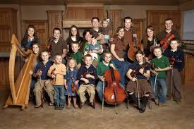 The Duggar family trip to