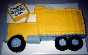 birthday cake truck