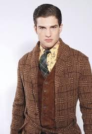 ralph lauren 3 piece suit