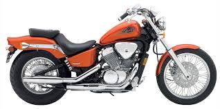 honda shadow vlx motorcycle