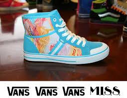 girls van shoes