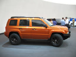 custom jeep patriot