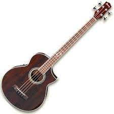 ibanez bass acoustic