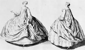 hooped petticoats