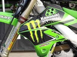 monster energy dirt bikes
