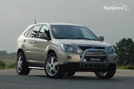 2006 lexus rx400