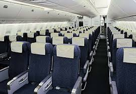 boeing 767 seating