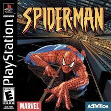 spiderman playstation games