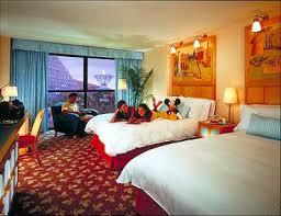 disney world hotel rooms