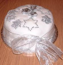 christmas cakes decorations