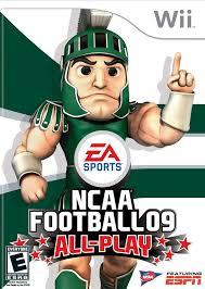 ncaa football 09 cover