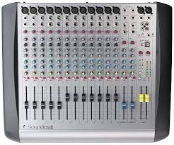 soundcraft spirit e12