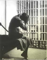 black women in jail