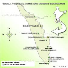 national park and wildlife sanctuaries