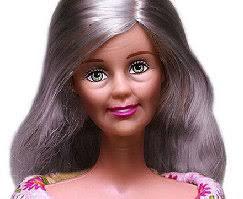antique barbie