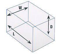 dimensions of a box