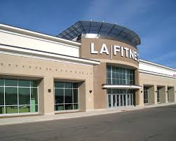 home called LA Fitness.