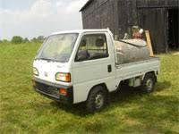 asian truck