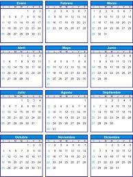 para crear calendarios