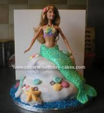 little mermaid barbie doll