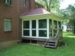 screened in porch designs