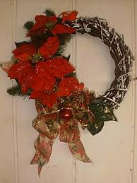 christmas grapevine wreaths