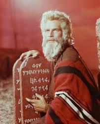 Movie : The Ten Commandments