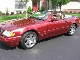 1997 mercedes benz sl500