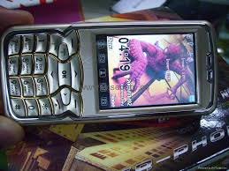 phone with touchscreen