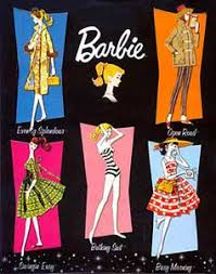 barbie doll vintage
