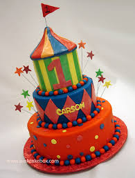 big top cakes