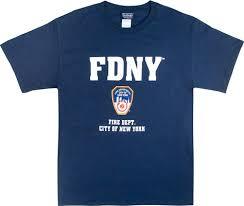 fdny tshirt