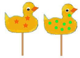 little rubber duckies