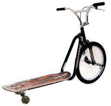 bike skateboard