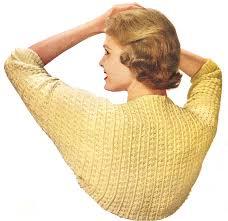 crochet shrug pattern