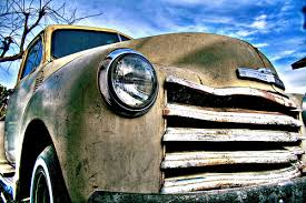 old chevy pick ups