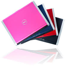 dell laptop colours