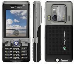 sony ericsson phones c702