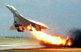 air france concorde crash