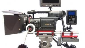 pro movie camera