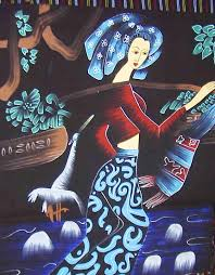hmong paintings