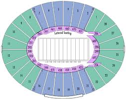 rose bowl seats