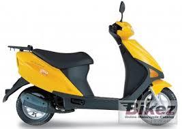 hyosung moped