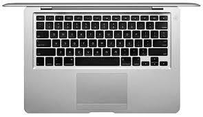 mac air keyboard