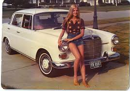 mercedes 1966