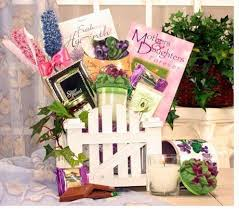 Mothers Day gift baskets are