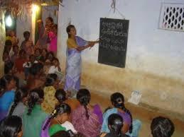 illiteracy india
