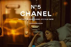 chanel 5 advert